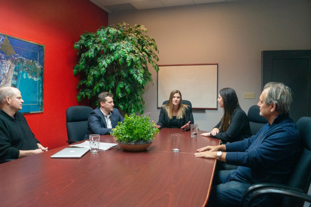 Boardroom Rental at The Executive Centre Downtown London